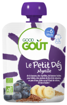 Ontbijt Peer 70g 6M Good Gout