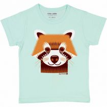 Orangutan Short Sleeves T-Shirt Coq en Pâte