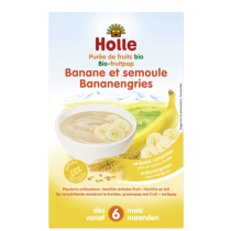 Organic 3-Grain Porridge from 6M 250g Holle