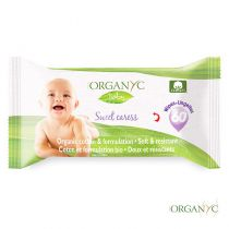 Organic Cotton Nursing Pads 24 pcs Organyc