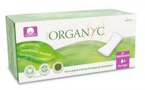 Organic Cotton Panty Liners 24 Pieces Organyc