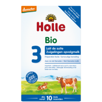 Organic Infant Follow-on Formula 2 600g Holle