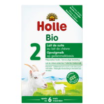 Organic Infant Formula 1 Goat Milk 0-6 Months 400g Holle