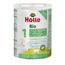 Organic Infant Formula 1 Goat Milk 0-6 Months 400g Holle