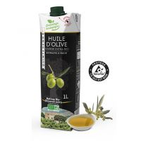 Organic Olive Oil Tetra Pack 1L Quintesens