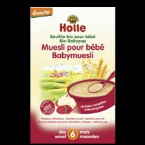 Organic Rice Porridge from 4M 250g Holle