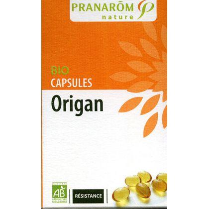 Origan Compact 30 Capsules Bio