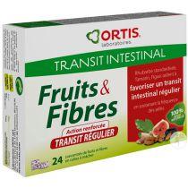 Ortis Fruits Et Fibres 24 Cubes À Mâcher