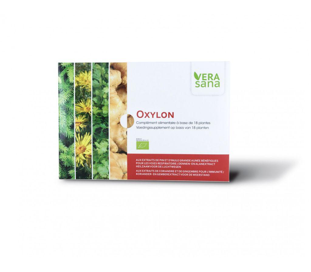 Oxylon Bio 20 ampoules Vera Sana
