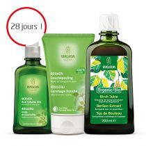 Pack Minceur & Detox Bouleau 3 produits Weleda