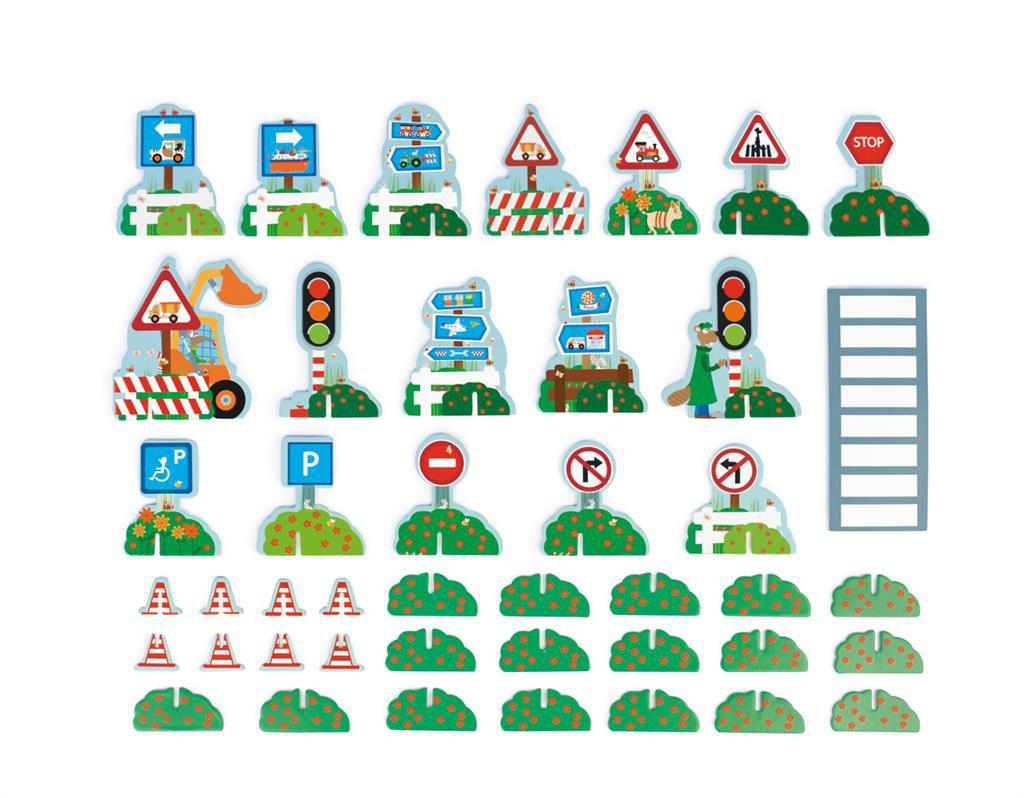 Panneaux de Signalisation Scratch