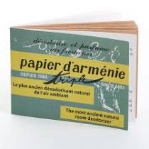 Papier D\'Arménie Triple