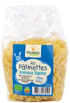 Pasta For Children Organic 250G Primeal