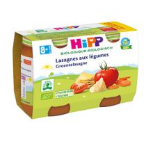 Pasta Ham Vegetables 6M 2x190g Hipp