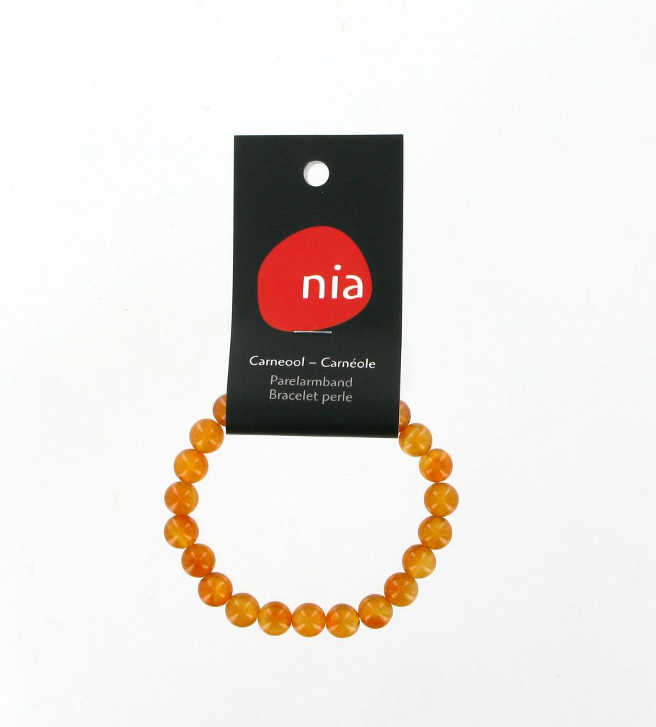 Pearl Bracelet Cornelian Nia
