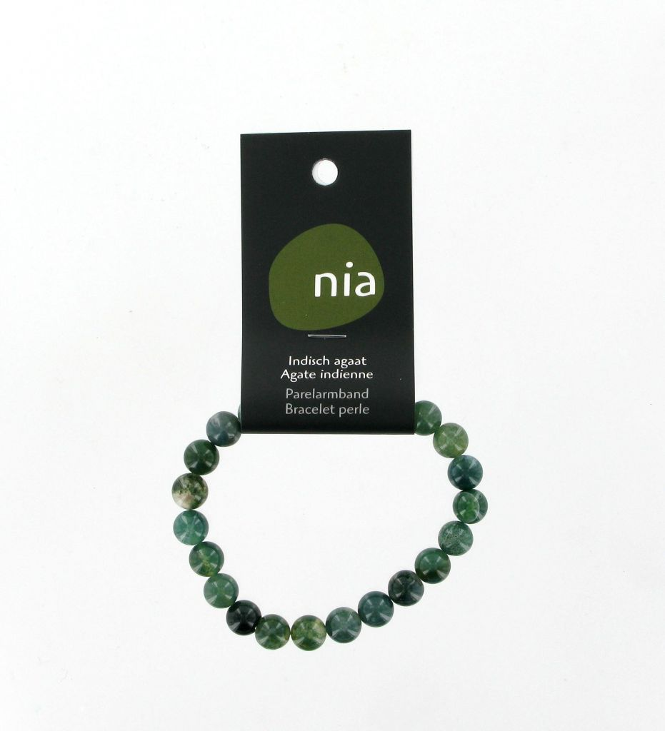 Pearl Bracelet Indian Agate Nia