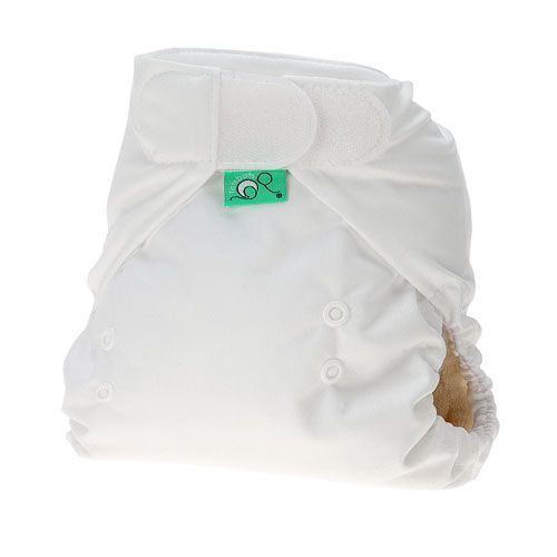 Peenut Wrap Washable And Waterproof white Tots Bots