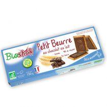 Petit Beurre chocolat au lait 150g Bioshok