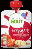 Petit Déjeuner Fraise 70g 6M Good Gout