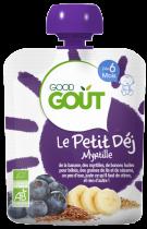 Petit Déjeuner Myrtille 70g 6M Good Gout