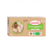 Petits Biscuits Noisette 160G 12M Babybio