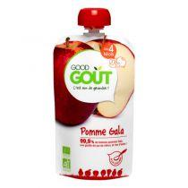 Pomme Gala 120g dès 4 mois Good Gout DLU 04/05/19