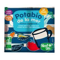 Potabio Instant Soep Prei Aardappel 2 Dosis Natali