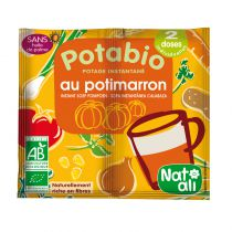 Potabio Potage Instantané Potimarron 2 Doses