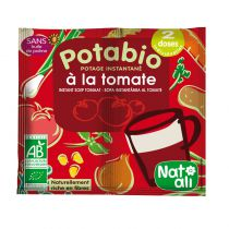 Potabio Potage Instantané Tomate 2 Doses