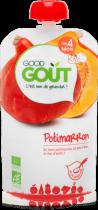 Potimarron 120g dès 4 mois Good Gout