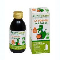 Potion Du Dragon Sirop Énergie Bio 150Ml