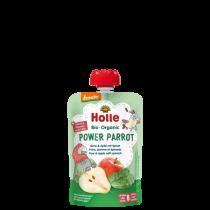 Power Parrot Gourde Poire Pomme Epinard Holle