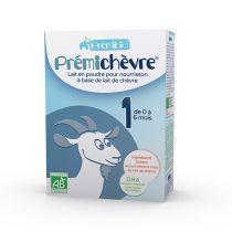 Prémichèvre 1er âge bio - 0-6 mois 600g