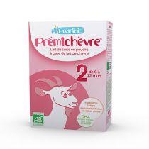 Prémichèvre 2ème âge bio - 6-12 mois 600g