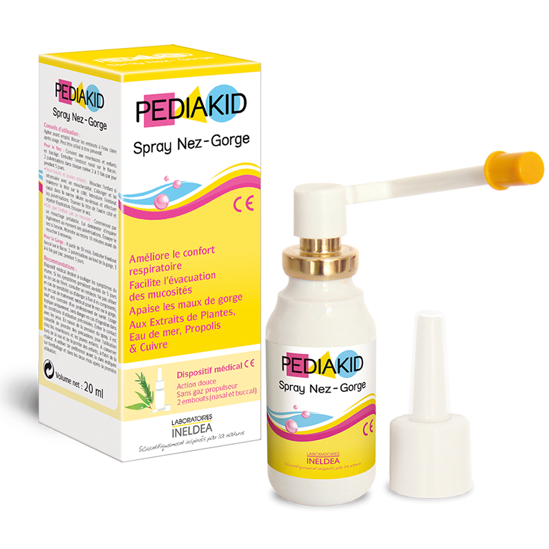 Probiotica appel 60 beertjes Pediakid