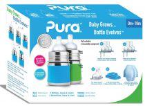 Pura Kiki Starter Kit 325ml Infant Bottles