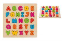 Puzzle Alphabet 3D Bois Goki