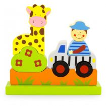 Puzzle Magnet Zoo Ulysse