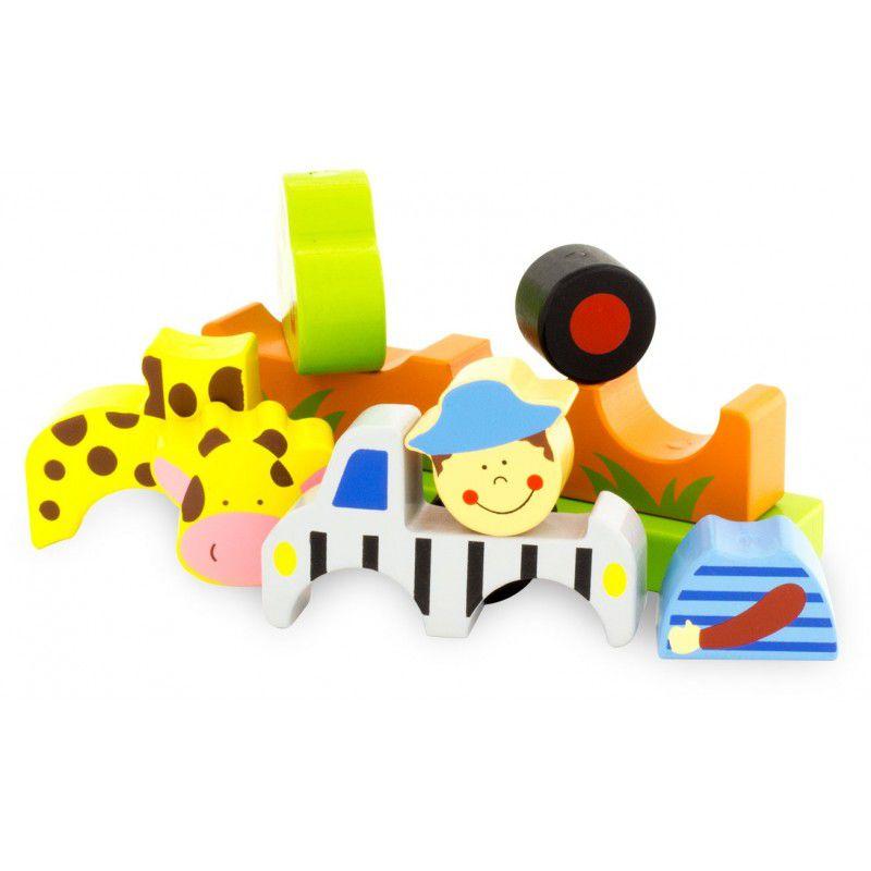 Puzzle Magnet Zoo Ulysse