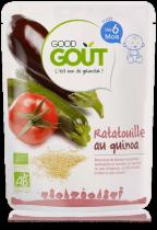 Ratatouille au Quinoa 190g dès 6M Good Gout