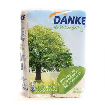 Recycled Kitchen Paper 2 Rolls Danke