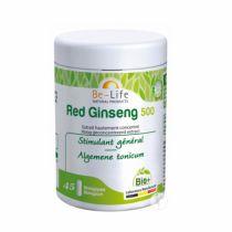 Red Ginseng 500 Bio 60 Gelules Biolife