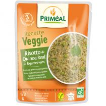 Risotto Quinoa Légumes Verts Vegan 220g Priméal