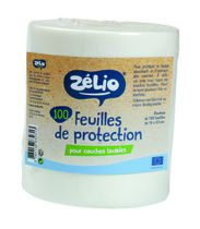 Roll 100 Sheets of Protection Zélio