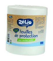 Rouleau 100 Feuilles de Protection Zélio
