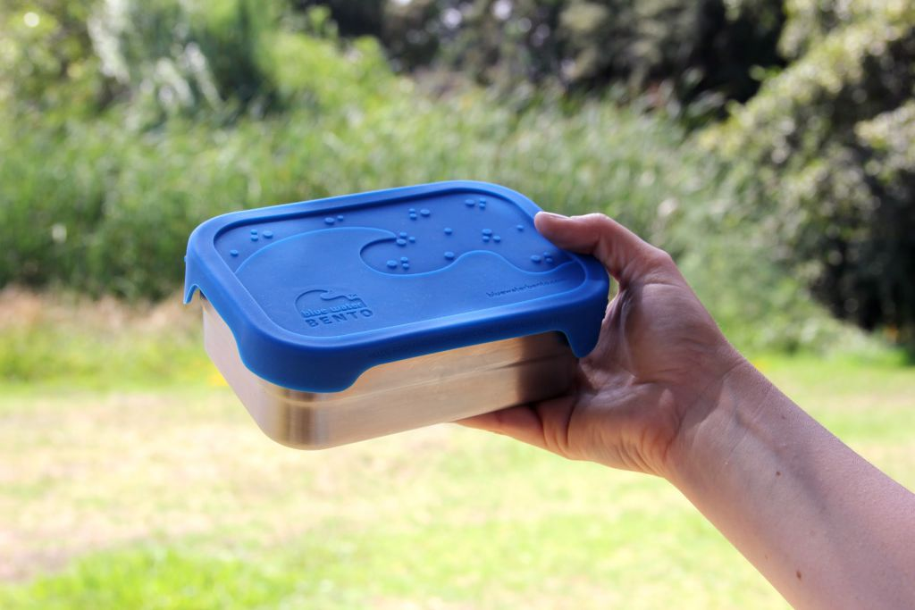 RVS Solo Rectangle Brooddoos Ecolunchbox