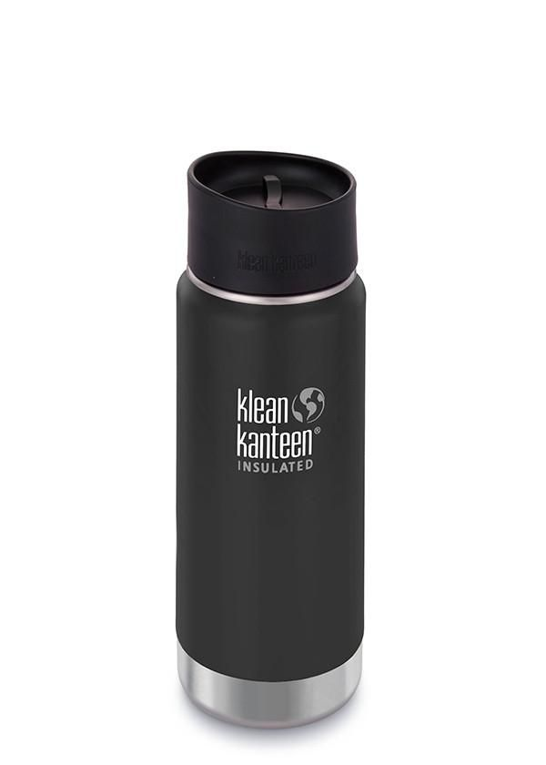 RVS Thermos Wide Café Cap 355ml Kleen Kanteen