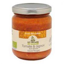 Sauce Tomate Oignon Aux Épices Bio 200G