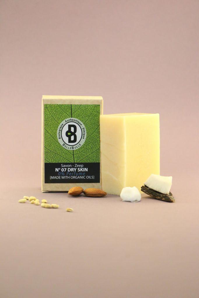 Savon Good Soap N°07 Dry Skin Sans Parfum