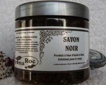 Savon Noir Eucalyptus Biologique 200Ml